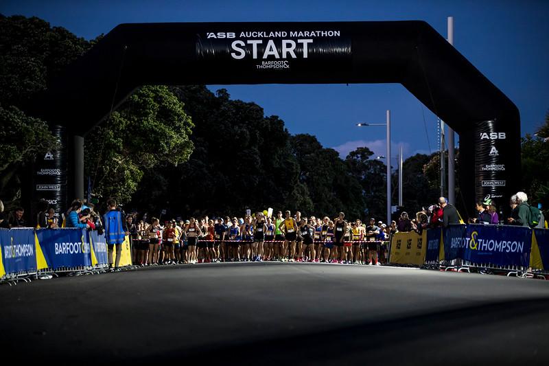 2020 Auckland Marathon
