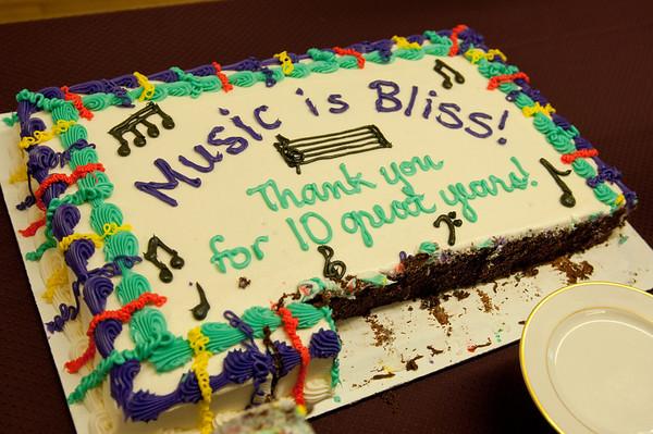 Cyndi B's Ten Year Celebration