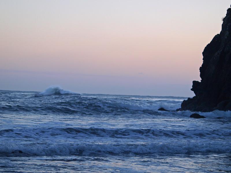 Ocean at Whale Watch Inn