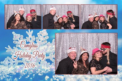 Camglass Holiday Party 2016