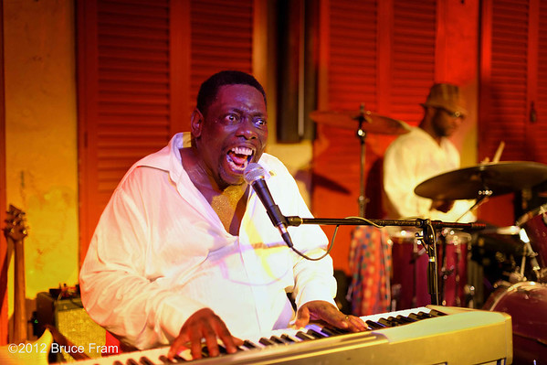 Lucky Peterson at Biscuits and Blues