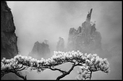 Mountainscapes: Infrared Photography Gallery One