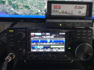 Honduran Gateway HR0COP activated