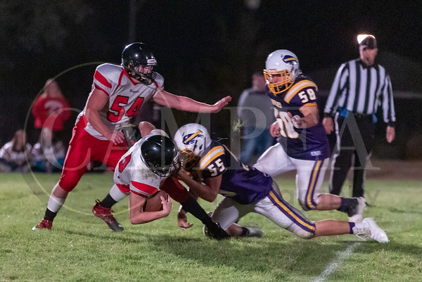 Stanley County vs Wagner - Sep 27 2019