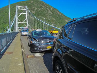 6-20-17 MVA With Injuries, Bear Mountain Bridge Road