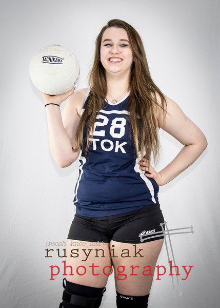 Tok HS Volleyball 2016