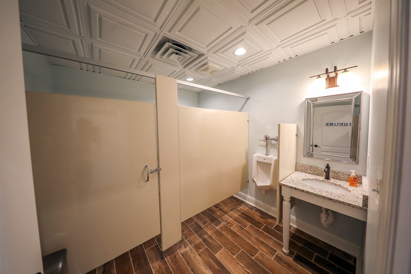 Tract 1 - newly renovated bathrooms