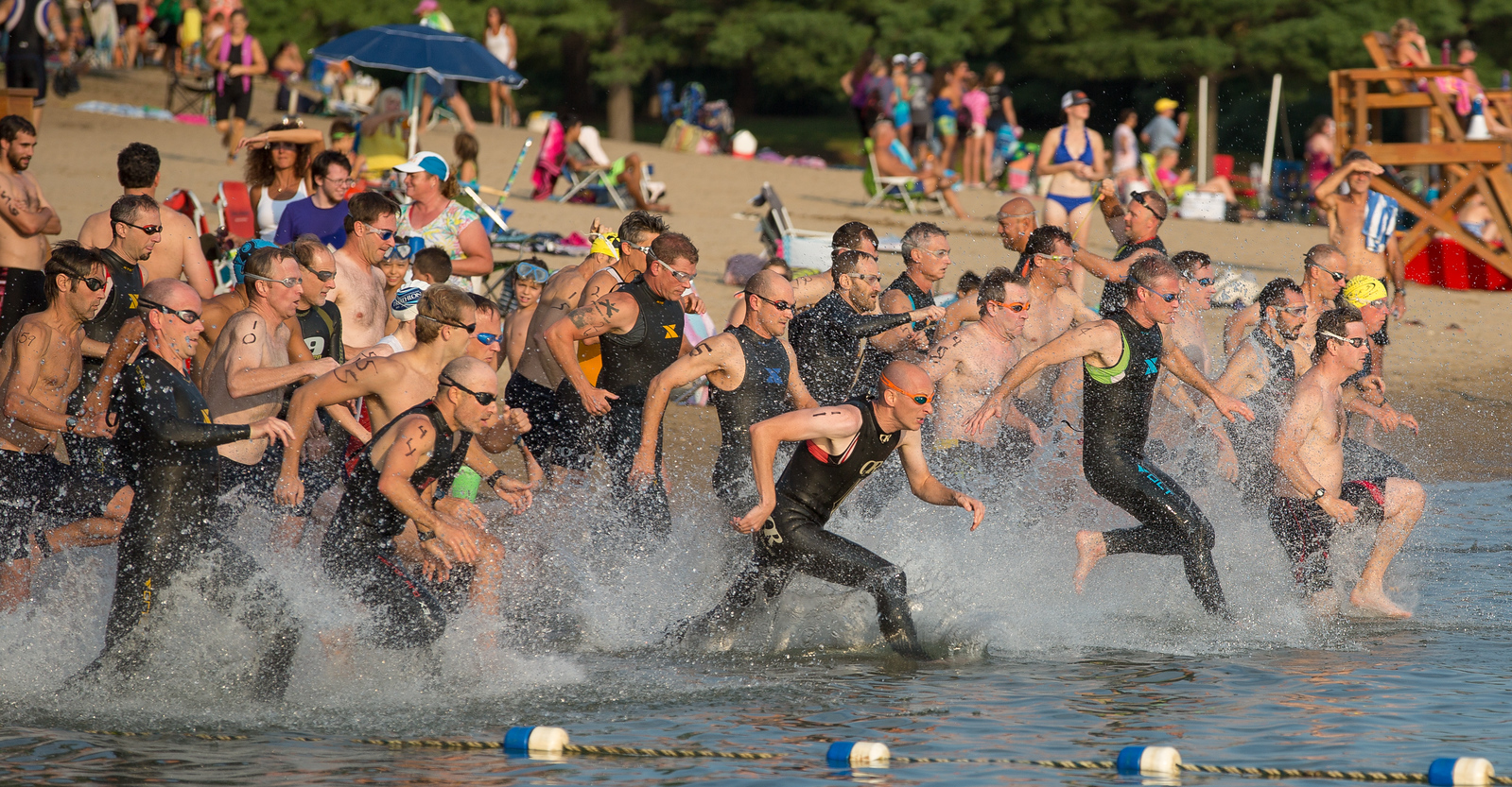 Winding Trails Triathlon Series Swim - Aug 18th, 2015
