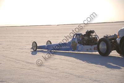 Bonneville Salt Flats 2009 Wed