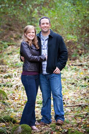 Brandon and Hannah
