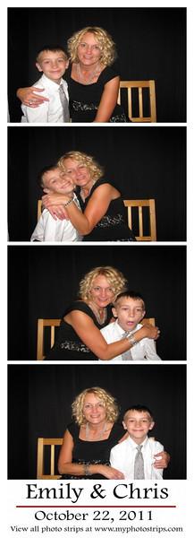 Emily & Chris (10-22-2011)