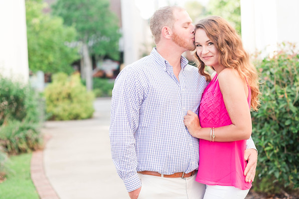 Josh + Rachel | Engagement Session | Conway, SC