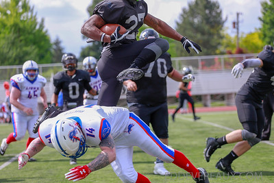 Portland Oregon Raiders vs Lakewood Washington Lions 2018