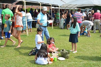 Feast of St. Ann Picnic & Novena 7-26-15