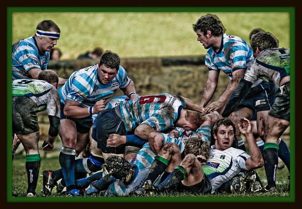 Rugby: Accies v Boroughmuir 2010