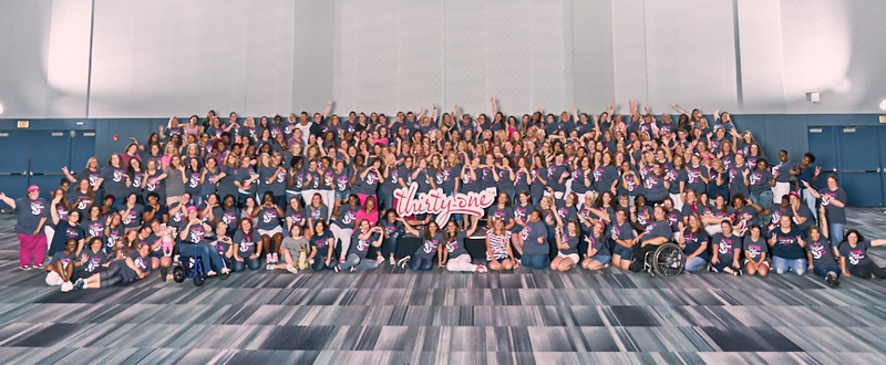Images taken during Thirty-One Gifts - Conference 2019 - NED Team Photos on 7/20/19 by Samuel Thomas Kendall for Thirty-One Gifts