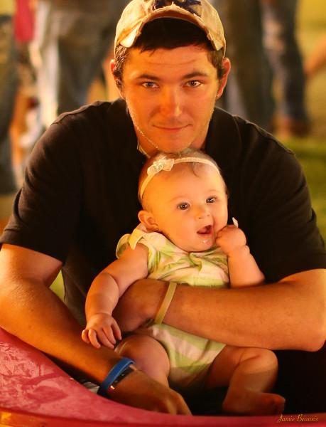 Christian & Daughter