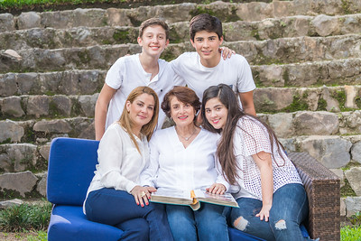 Photoshoot Familia Alvarez