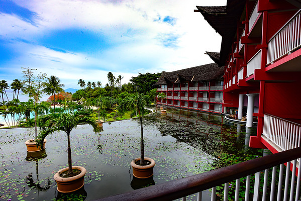 1_Papeete Le Meridien Hotel and Island Tour