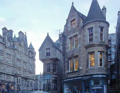 Edinburgh, Scotland 2013