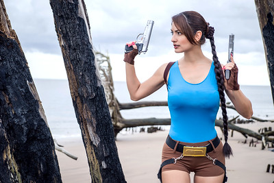 Lara Croft - Ivy