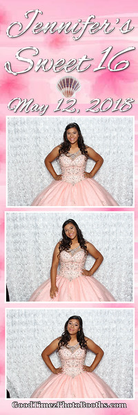 Jennifer's Sweet 16