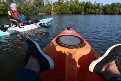 9AM Heart of Rookery Bay Kayak Tour - Selfon