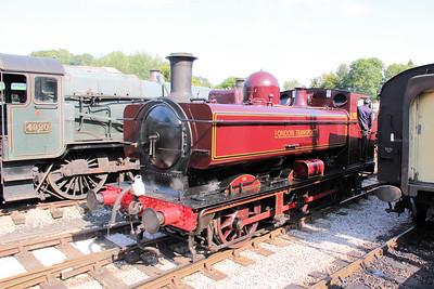 20130704 South Devon Railway