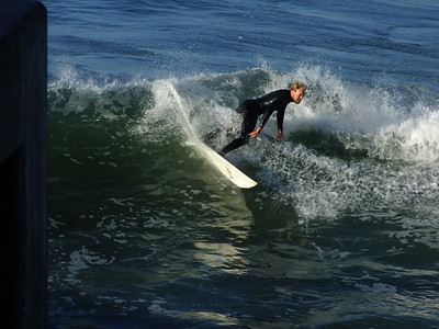 1/14/21 * DAILY SURFING PHOTOS * H.B. PIER