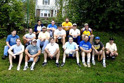 Sunday Softball in Newton, 2006-07