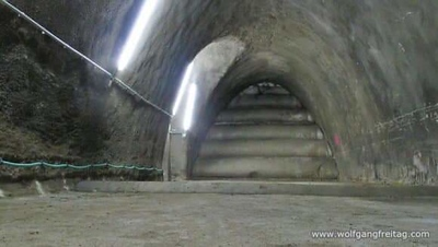 Abandoned Secret Nazi Nuclear Plant