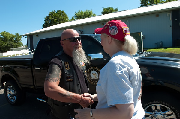 Show Your Heart Ride Aug. 8, 2011