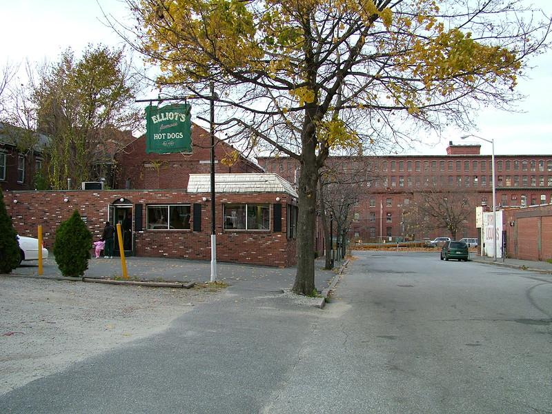 Elliot's Hot Dogs - Lowell, MA