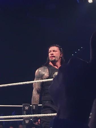 Roman Reigns - WWE Live Birsbane (Australia) Oct , 2019