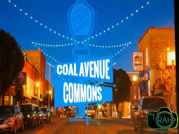 Coal Avenue Commons Community Kick Off