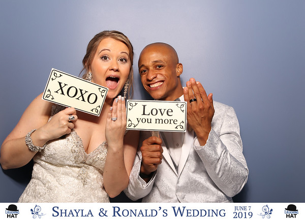 Shayla & Ronald's Wedding