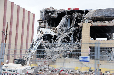 01/13/12 Allentown Arena Site Razing