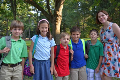 Westchester Lower School: First Day