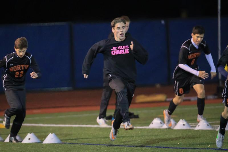 2015 NNHS Soccer