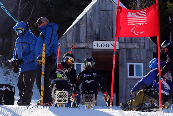 2015-03-23 U.S. Paralympic Alpine National Championships AM