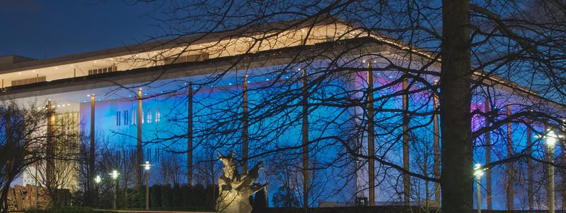 Washington, DC:  Monuments & Memorials