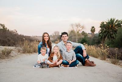 Peterson Family | San Diego Family Photographer
