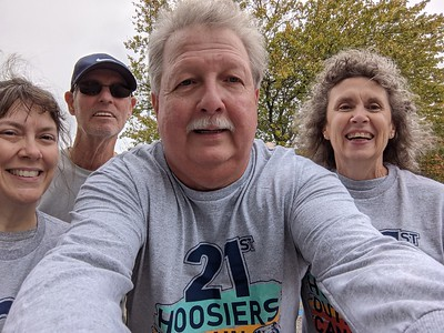 Hoosiers Outrun Cancer 2020 - COVID 19