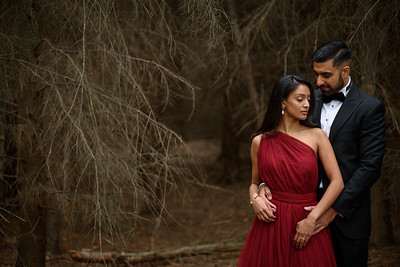 Kush & Leena Pre Wedding Shoot