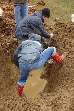 Soils Class, Brook Farm