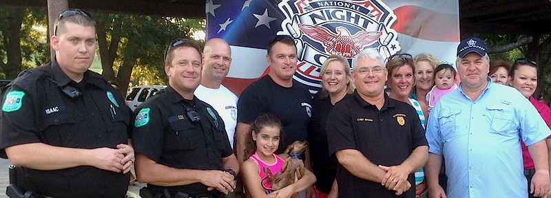 Claremore Police Department Night-Out