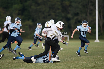 Middle School (7th) vs. Russellville 9-29-16