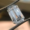 3.04ct Emerald Cut Diamond, GIA F VS1 5