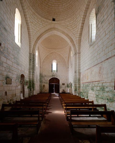 Bourg Charente, Saints Stephen and John the Baptist Church
