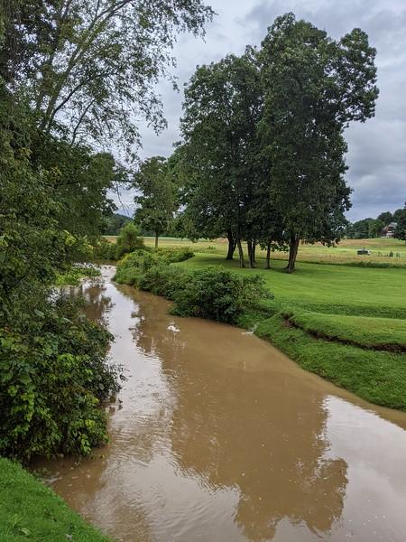 South Branch of Plum Creek